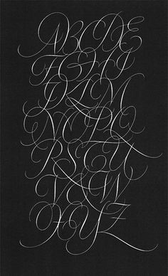 copperplate by fred salmon.