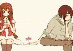 anime couple  #manga #anime | http://amimestuffs177.blogspot.com
