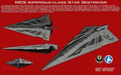 Imperious Class star destroyer ortho [New] by unusualsuspex on DeviantArt Nave Star Wars, Star Wars Rpg, Star Wars Ships, Star Wars Clone Wars, Spaceship Art, Spaceship Design, Spaceship Concept, Star Wars Spaceships, Star Wars Design