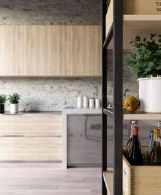 Kitchen for ANOVA on Behance