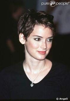 WInona Ryder en octobre 1997