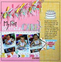 166 Best Album Baby Images Scrapbook Cards Scrapbook Layouts