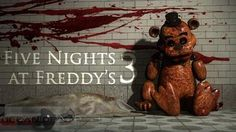 Five nights at Freddys 3 - the next game in successions of well-known passageway games by the private creator Scott Cawthon. The game once more takes place in childrens shop, where bloody animatron Five Nights At Freddy's, Friday Nights, Scott Games, Freddy 3, Childrens Shop, Freddy Fazbear, Macabre, Night Time, Night Night