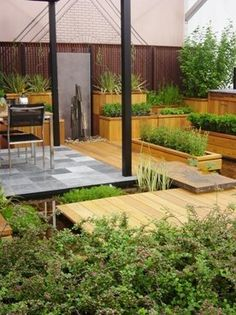 Look! Prizewinning Rooftop Garden | Apartment Therapy