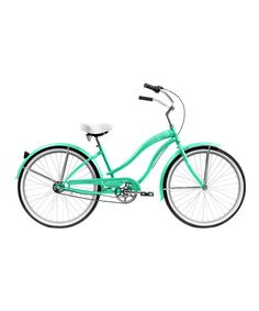 Take a look at this Micargi Bicycles | Mint Green Rover Beach Cruiser Bike today!