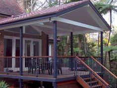 Covered Deck and Pergola Roof Design Ideas 33 exterior Small Garden Pergola, Pergola Attached To House, Deck With Pergola, Cheap Pergola, Wooden Pergola, Patio Roof, Pergola Patio, Pergola Plans, Pergola Ideas