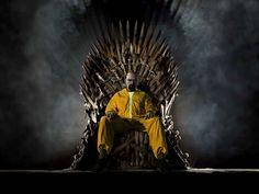 Game of Thrones   38 Mind-Blowing 'Breaking Bad' Mashups