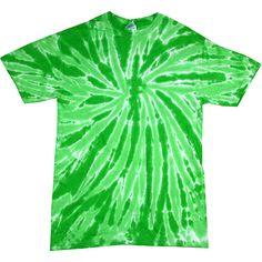 Twist Lime Tie Dye