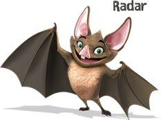 Wednesday - Radar The Bat