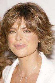 Lisa Rinna Top Hairstyle