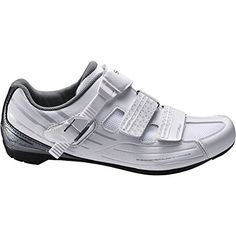 Shimano SH-RP300 Cycling Shoe - Women's White, 40.0 *** Details can be found by clicking on the image.