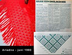 Ariadne - june 1980, dutch pattern.