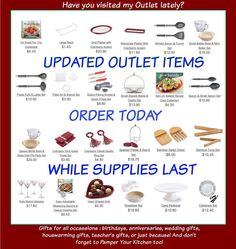Consultant discounts– When you host virtual/in-home parties, you can score product discounts with the following party sales: So, if you like Pampered Chef products, hosting parties is .