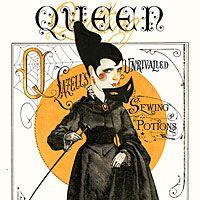 eQuilter Queen of We'en Pattern
