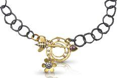 RMD Necklace.  www.rebeccamyersdesign.com