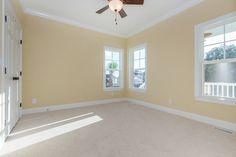 Creamy Colored Guest Bedroom