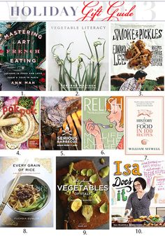 10 Cookbooks & Food Memoirs Worth Gifting This Year — Holiday Gift Guide from The Kitchn