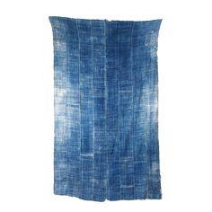 Vintage West African Textile Love Adorned