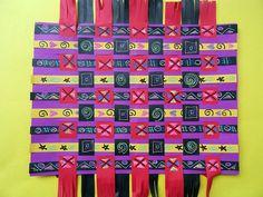 Wacky Woven 'Flying Carpets' (Grades 2-5)