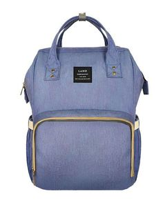 9c19291d1 New Style Waterproof Muti-functional Practical Baby Nappy Changing Bag  Backpack | eBay Sacos De
