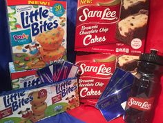 Mom Knows Best : Sara Lee Snack and Entenmann's The ABC's of Back To School Giveaway
