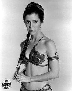 Carrie Fisher Princess Leia Organa (Character) Star Wars: Episode IV A New H - Star Wars Costumes - Latest Star Wars Costumes - Carrie Fisher, Images Star Wars, Star Wars Pictures, Leila Star Wars, Star Wars Dark Side, Star Wars Cute, Regalos Star Wars, Cuadros Star Wars, The Blues Brothers