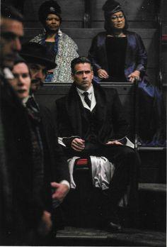 Colin Farrell - Percival Graves