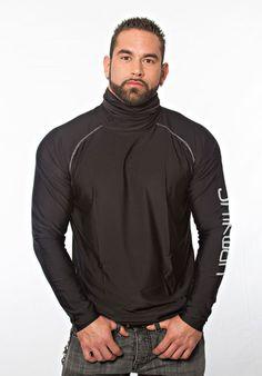 Original Black Back Snikwah Icon- Front | Sizes: Men's M-XXL