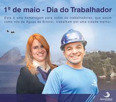 Anúncio pelo Dia do Trabalho - 2013