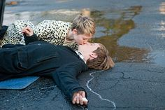 Restless (Gus Van Sant directs Mia Wasikowska and Henry Hopper)