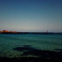 Beautiful sea, Udo, Jeju island