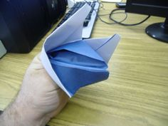 Picture of Origami FoX Puppet (Omaha Maker Group)