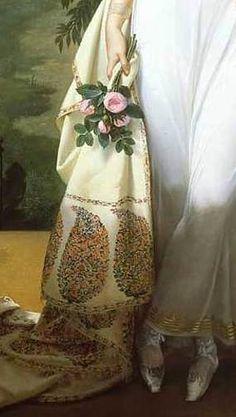 BLONDEL, Merry-Joseph Portrait of Felicity-Louise de Durfort, Marechal de Bournonville 1808