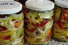 This is a category archive for Zavařeniny Preserves, Pickles, Cucumber, Kimchi, Detox, Mason Jars, Food And Drink, Homemade, Canning