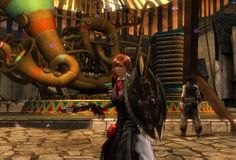 Geluhvsga Sorowsong, my lvl 80 Engineer #Gw2 #MMORPG #Gaming