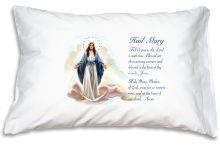 Prayer Pillowcases: The Hail Mary