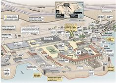 California Prisons Map pict prison talk view single post san quentin state prison guide 752 X 542 pixels - Ideas of where to San Quentin State Prison, Family Support, California, Water Tower, Germany, Tours, Map, History, Building