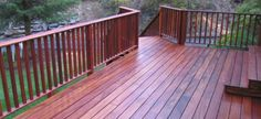 We have large quantities of 120mmx28mm Redwood Decking to clear for a limited time only, so get yours now at this reduced price. Dimensions: 120mm x 28mm (