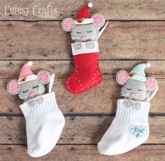 Diy baby sock christmas ornament pinterest change diy christmas ornaments made from a baby sock free pattern solutioingenieria Gallery