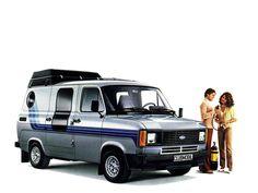 Ford Transit FT 100 Clubmobil '1981