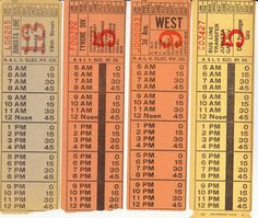 Streetcar transfers from Altoona (Pennsylvania) and Logan Valley Electric Rwy. Co. (1942-50)