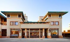 Historic Park Inn // Mason City // built by architect Frank Lloyd Wright, the Historic Park Inn Hotel is an internationally renowned hotel and architectural wonder http://www.stoneycreekinn.com/hotel/travel/masoncity-parkinn/home.do