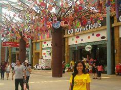 Candy land, Sentosa Island SG