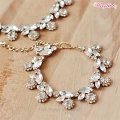 f6208006616 Bling Bling Necklace - Accessories - Necklaces Posh Puppy Boutique