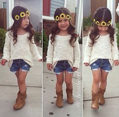 Summer Spring boho sunflower crown babies toddlers kids adults on Etsy, $10.00