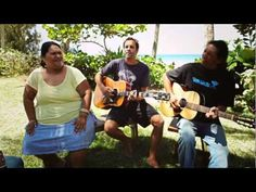Jack Johnson: In the Morning... I think if I hung out with these guys on a beach somewhere in Hawaii singing happy songs, I would be content.  ;)