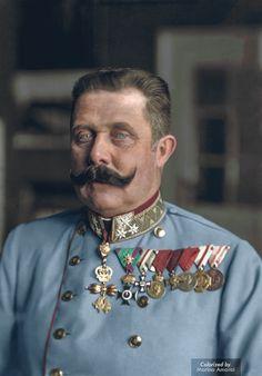 Arch Duke Franz Ferdinand    of Austria