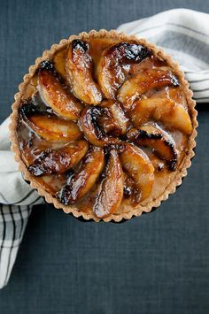 #RECIPE - Dulce Pear Tart