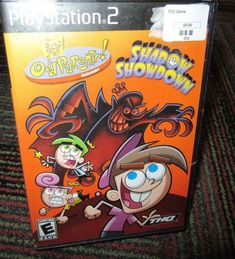 Fairly OddParents: Shadow Showdown (Sony PlayStation for sale online Fun Stuff, Geek Stuff, Playstation Games, Old And New, Puzzles, Video Games, Nintendo, My Favorite Things, Toys