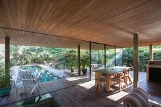 Gallery of Pavilion at Architect's Residence / Kythreotis Architects - 13